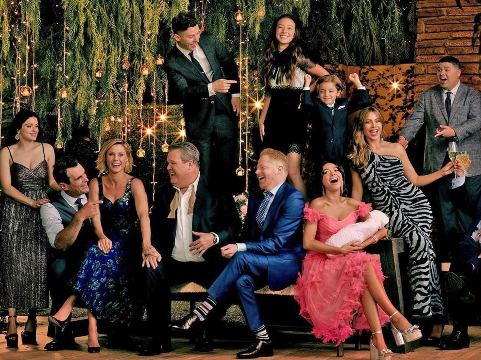 """Modern family"" se despide tras una década muy intensa"