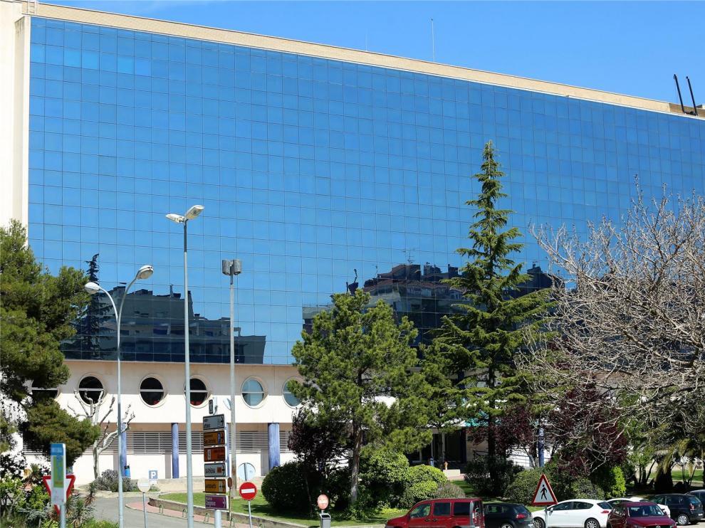 Las hospitalizaciones activas en la provincia de Huesca bajan casi un 40 por ciento en los últimos días