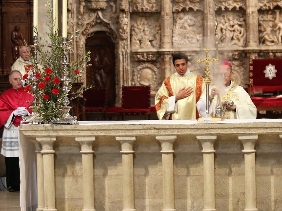 El obispo de Huesca celebrará una misa por las víctimas el día 26