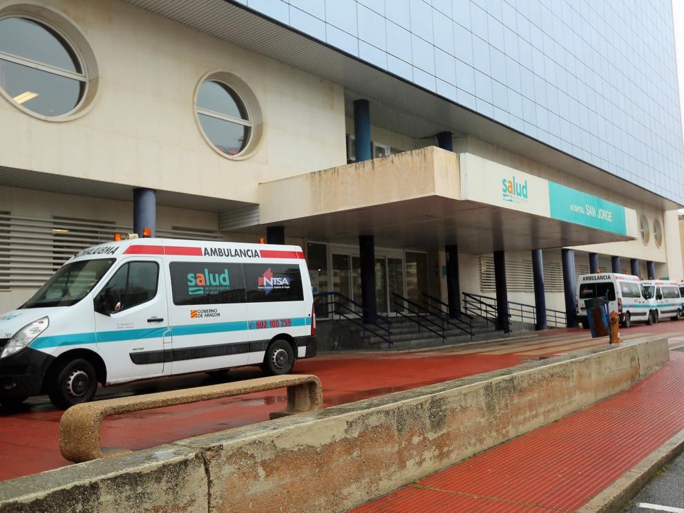 El último ingresado por coronavirus en la UCI del Hospital San Jorge recibe el alta