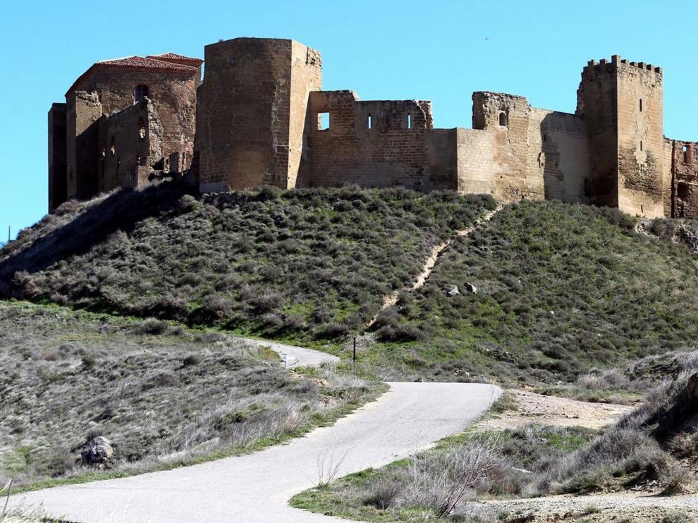 El coronavirus afecta a la licitación de las obras del Castillo de Montearagón