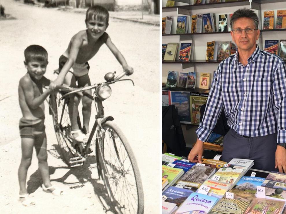 Celedonio García Rodríguez: Perseverante y pasional con sus cosas