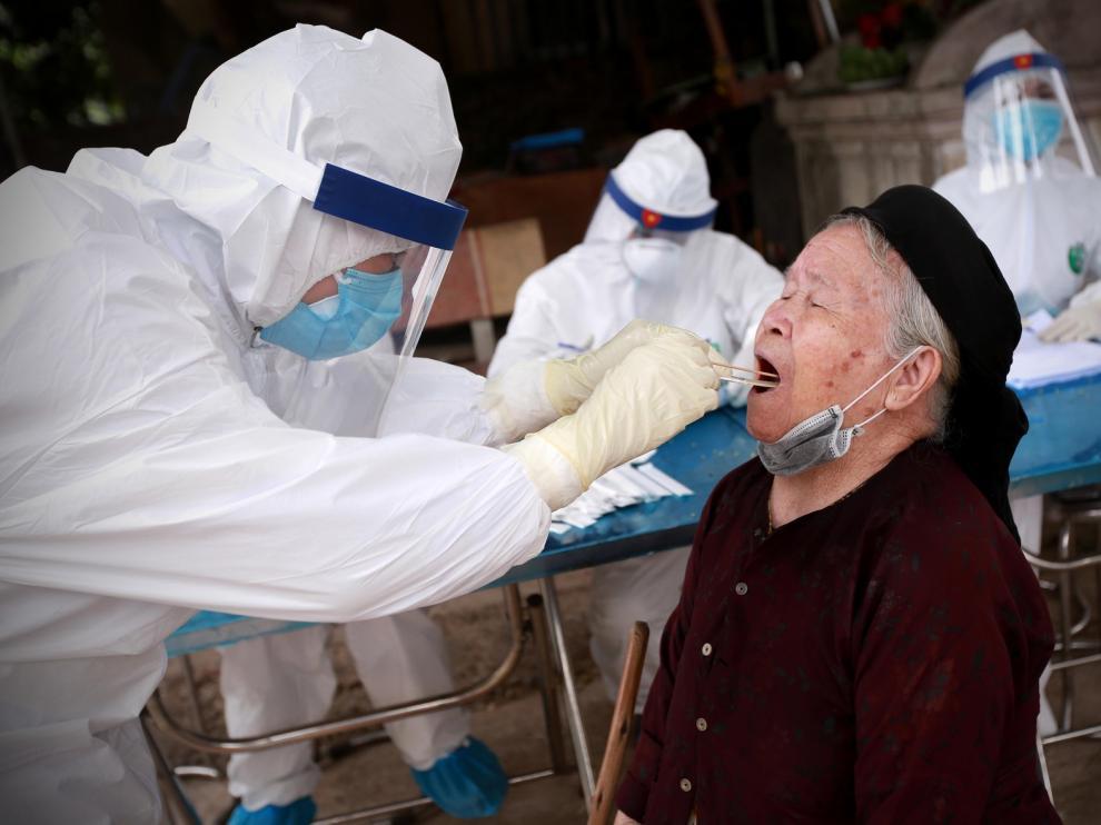 El coronavirus deja ya casi 1,7 millones de contagios, más de medio millón en EEUU