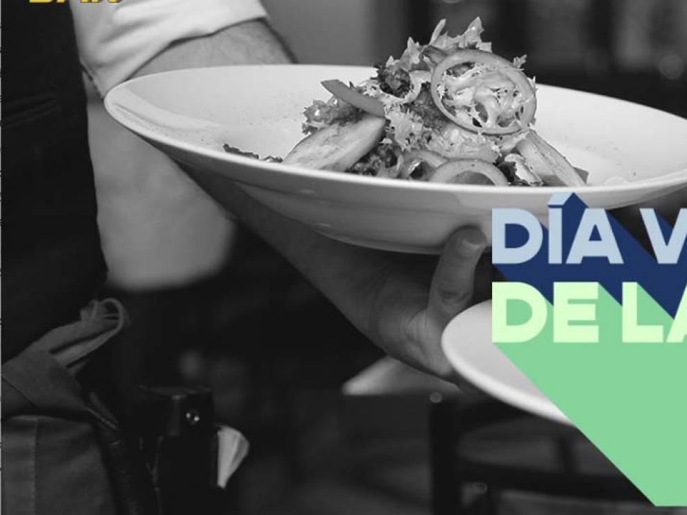 Más de 40 bares y restaurantes aragoneses, dos de Huesca, participarán en El Día Virtual de la Tapa