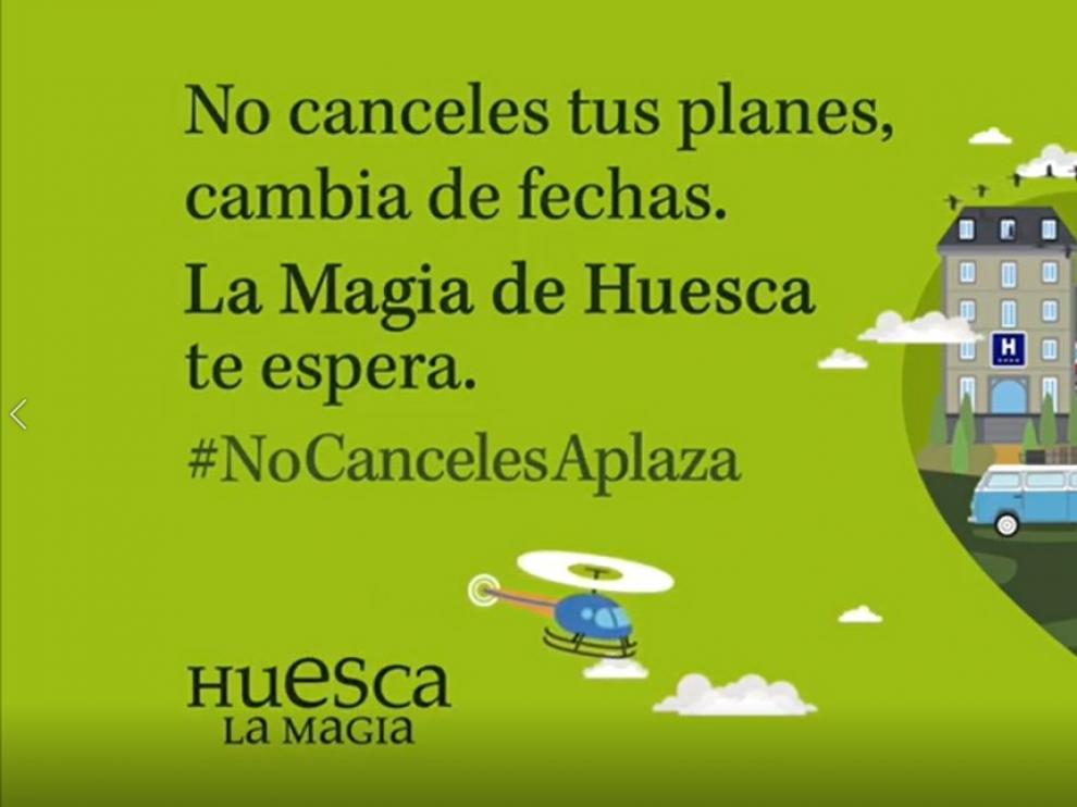 """Hostería y turismo nos recuerda en un video que """"Huesca es magia"""" y nos invita al reencuentro con sus parajes"""