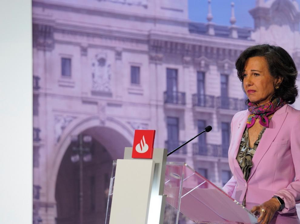 Ana Botín ficha será una de las doce asesores externos del FMI