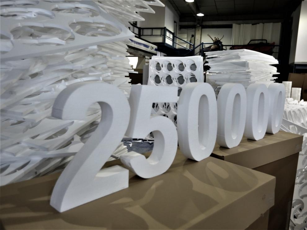 Tecmolde y Concahusa celebran 250.000 y afianzan el compromiso