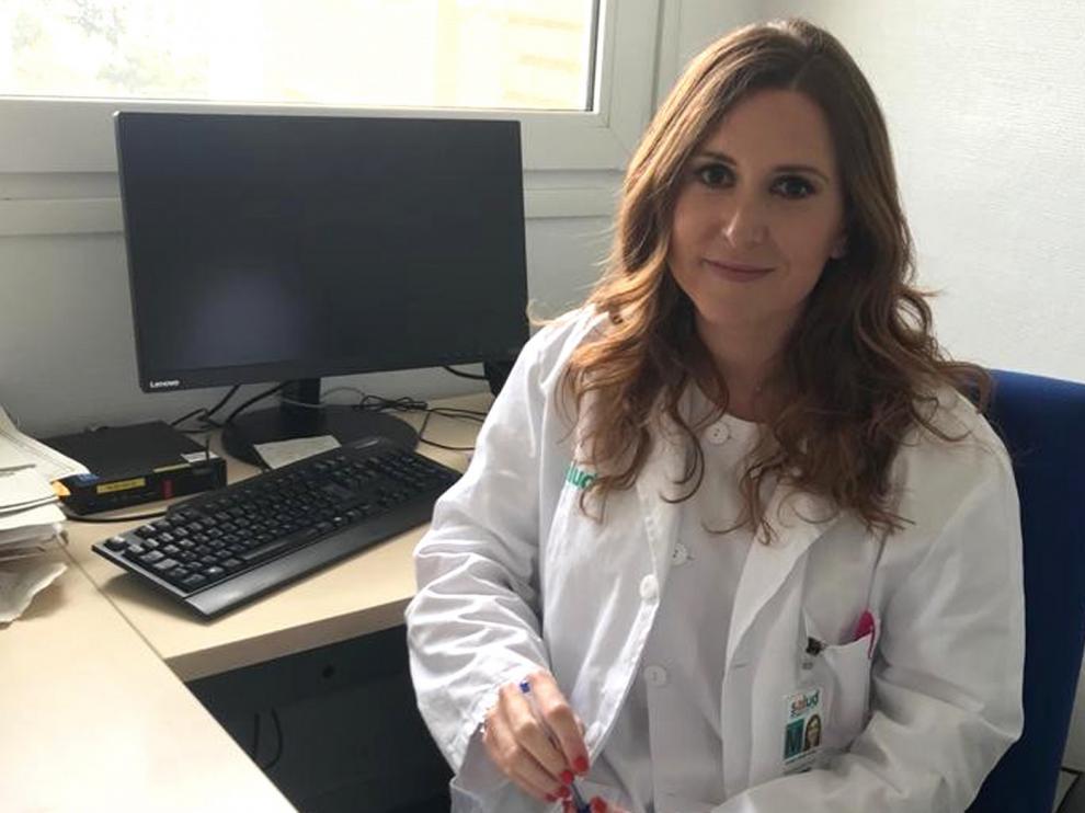 """Bárbara Morer Bamba: """"No tienen por qué pedirnos ayuda, pero sí saber que estamos ahí por si la necesitan"""""""