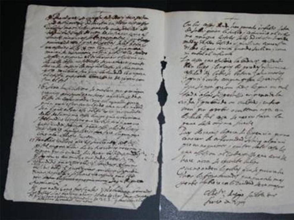 El Archivo Municipal de Huesca viaja a 1651 para recordar la epidemia que dio origen al Tota Pulchra