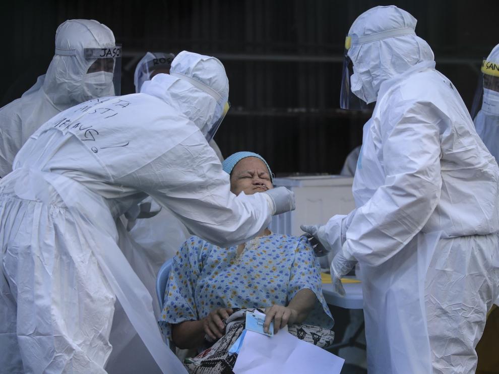 La pandemia de coronavirus ha causado más 100.000 muertes en todo el mundo