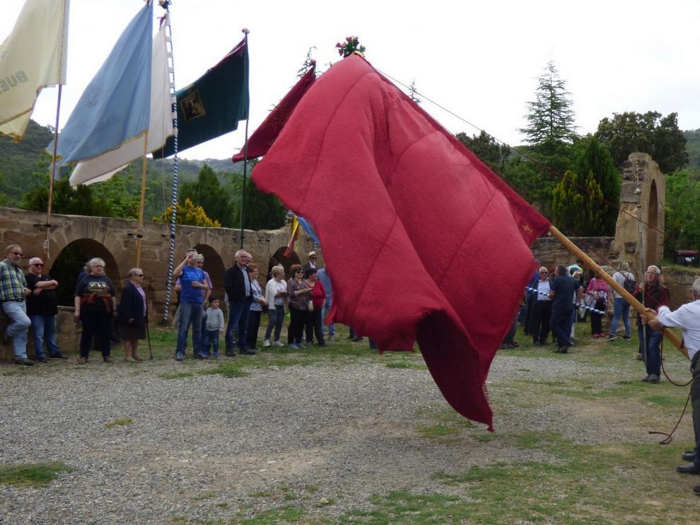 En el aire la romería al Santuario de Dulcis