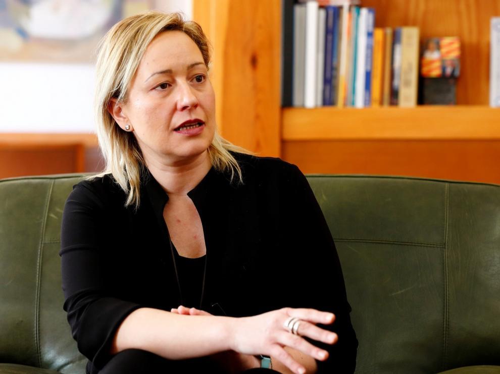 """Marta Gastón Menal: """"El Plan debe ser garantía de recuperación sólida, reforzada, que prevenga brechas y desigualdad"""""""