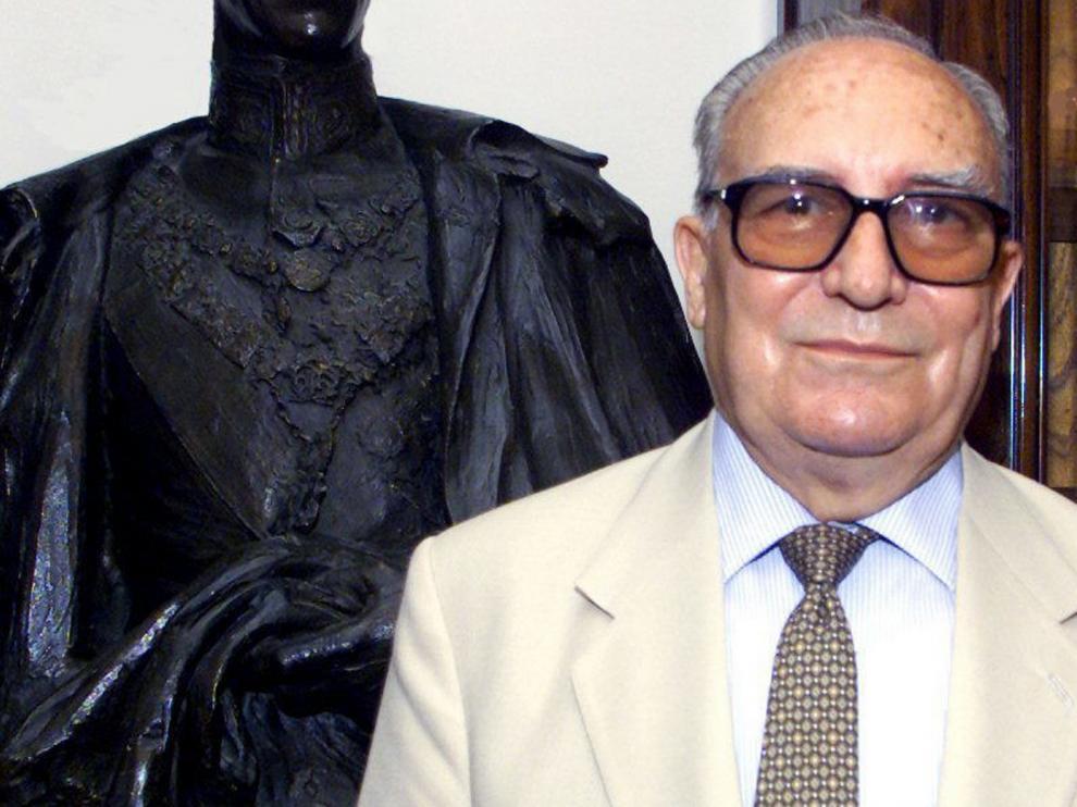 Fallece Seco Serrano, el decano de historiadores