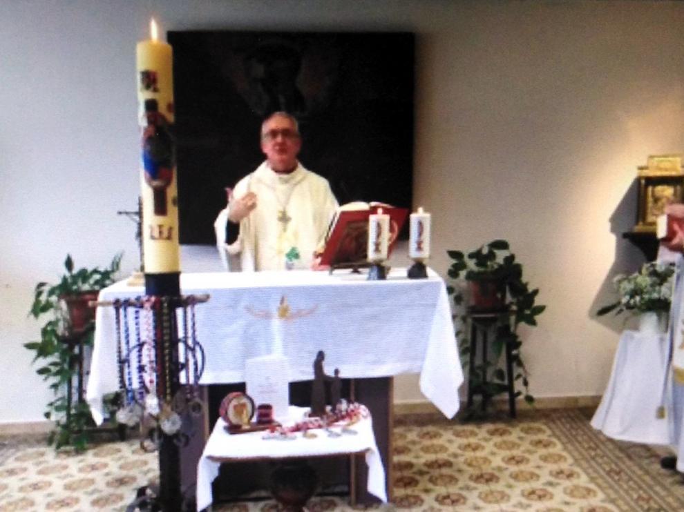 La Iglesia recuerda a las víctimas de la covid-19