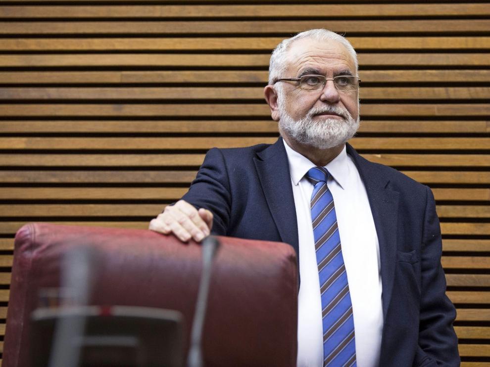 Fallece Juan Cotino tras casi un mes ingresado en el hospital por coronavirus