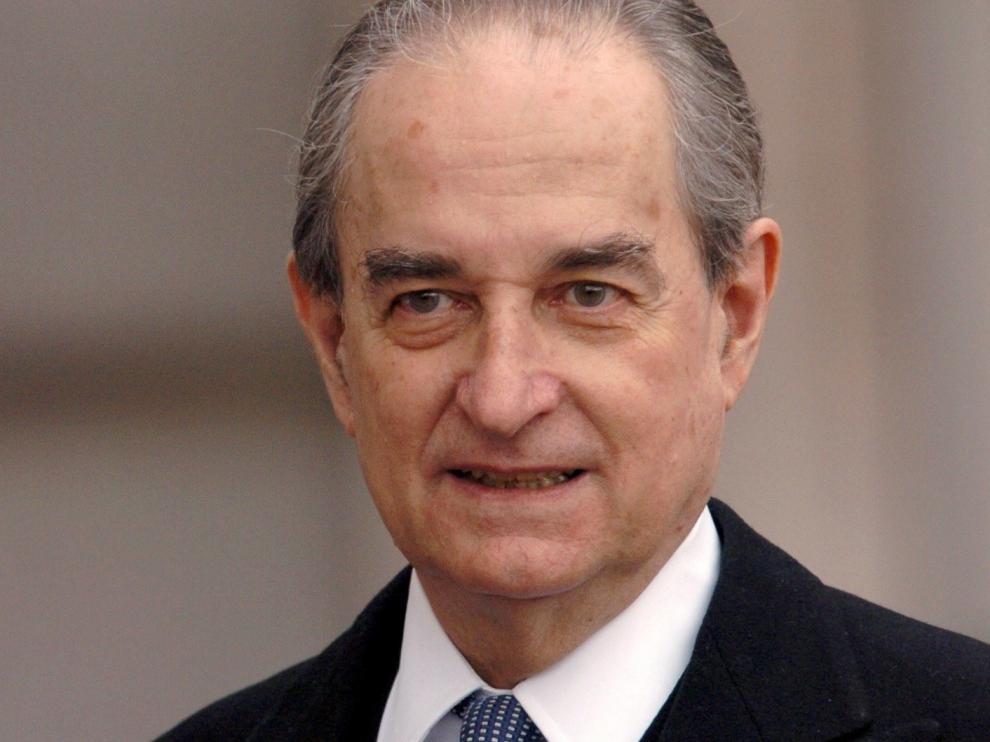 Muere el exministro Landelino Lavilla, presidente del Congreso la tarde del 23F
