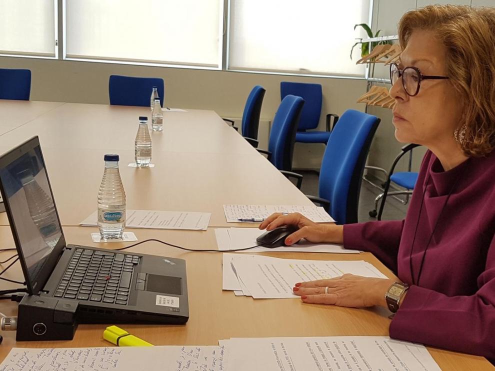 Colegios y sindicatos de Enfermería también piden el cese de la consejera de Sanidad de Aragón