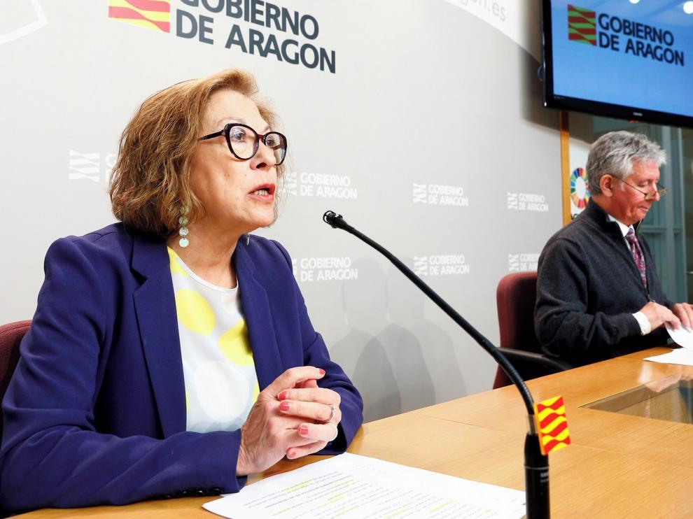 Aragón trabaja ya en la desescalada