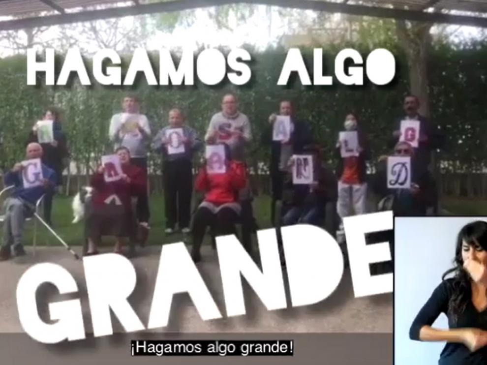 Cadis Huesca lanza la campaña #HagamosAlgoGrande
