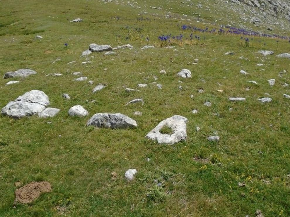 El patrimonio megalítico de la comarca no deja de crecer con más hallazgos