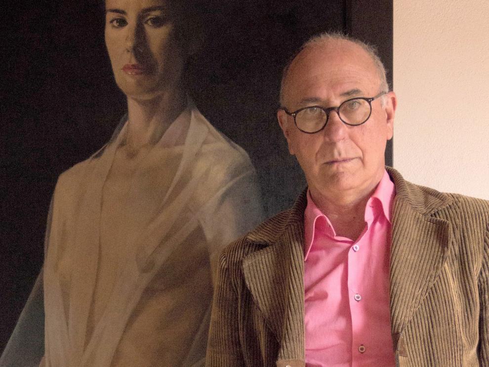 """Adolfo Ramón: """"No me atrae la fama, me interesa la libertad para pintar y disfrutar"""""""