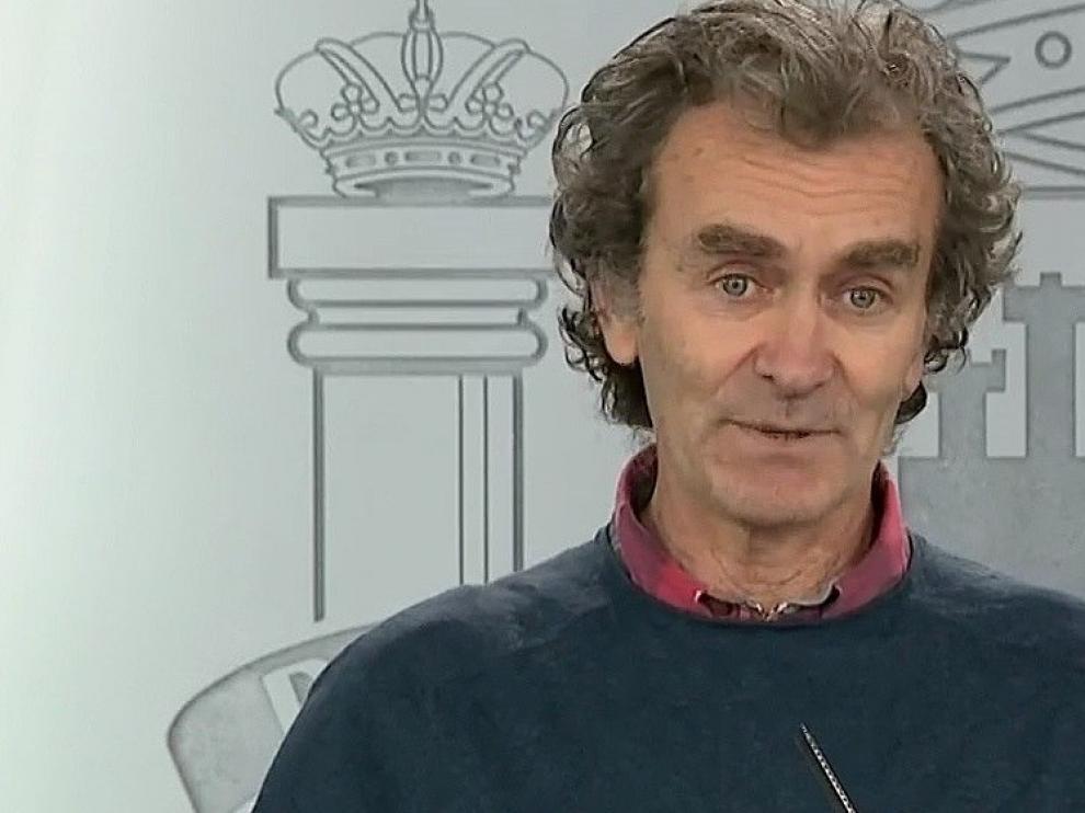 España registra 567 muertos en las últimas 24 horas, un leve repunte con respecto a este lunes