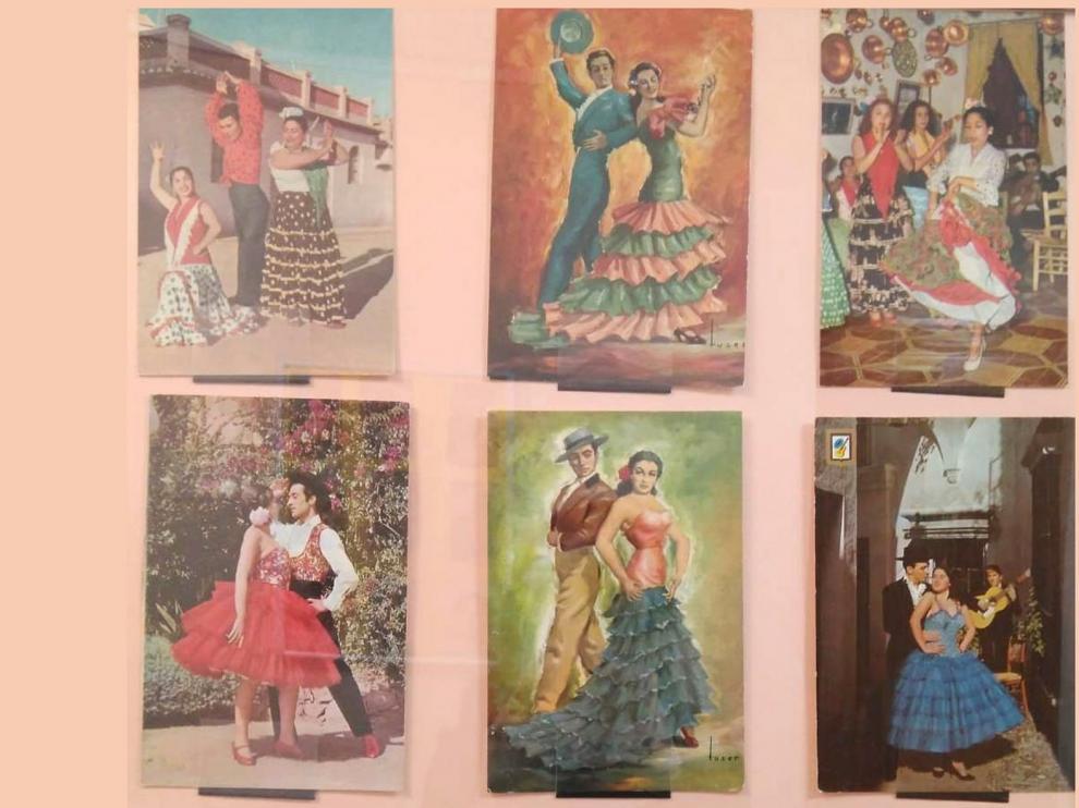 La primera mitad del siglo XX a través de postales, un guiño histórico