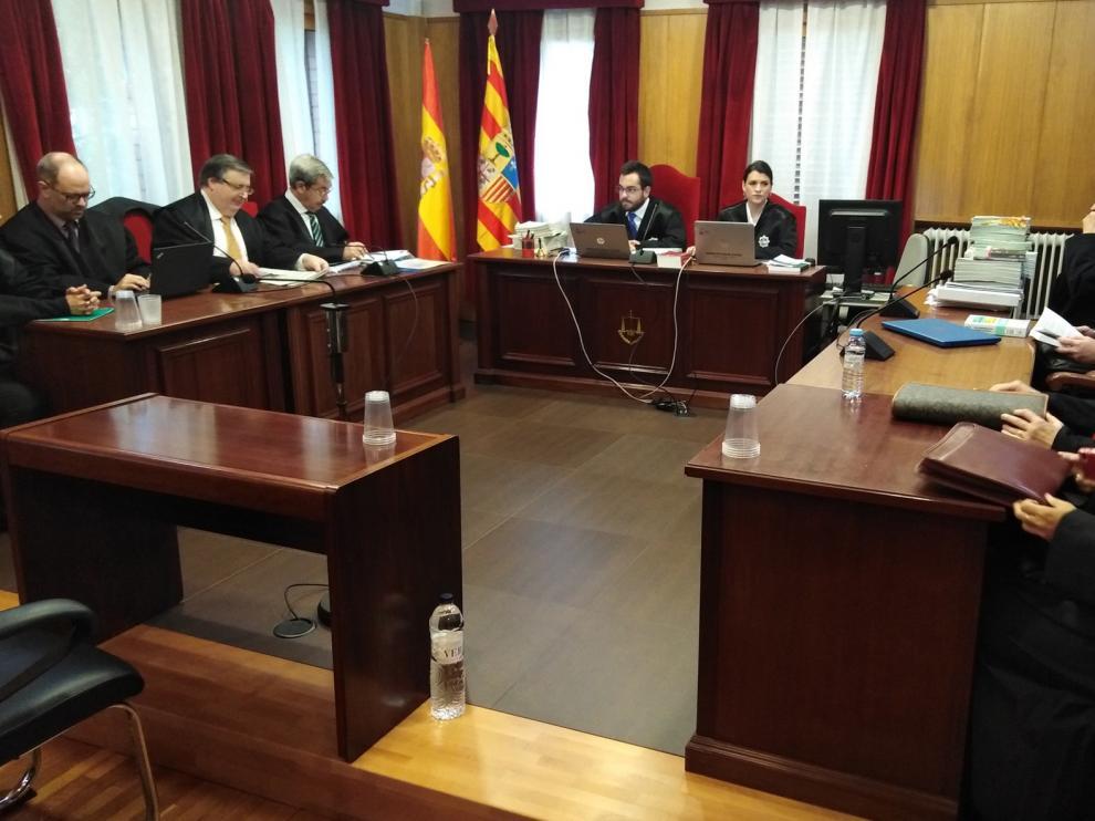 Desestimados cuatro recursos que afectan a la sentencia de devolución de 111 obras al Obispado de Barbastro-Monzón