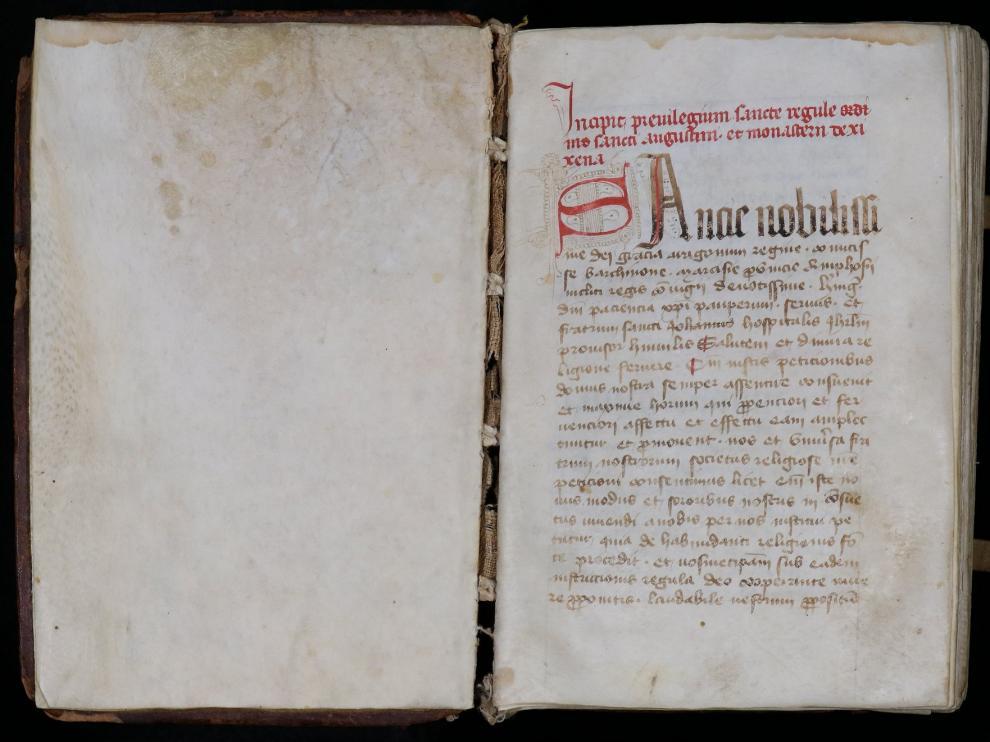 """Reclaman por vía civil la devolución del manuscrito """"Códice de Doña Blanca"""" del siglo XVI"""