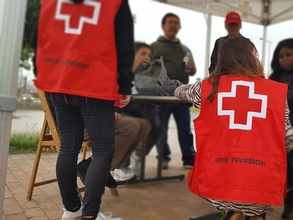 'Cruz Roja te escucha', un servicio de apoyo psicosocial que se pone en marcha frente al coronavirus