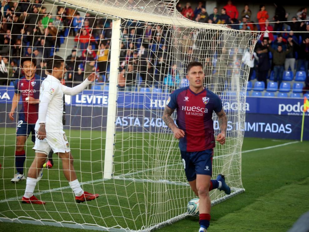 """Cristo González: """"No creo que haya problemas para acabar la liga con el Huesca"""""""
