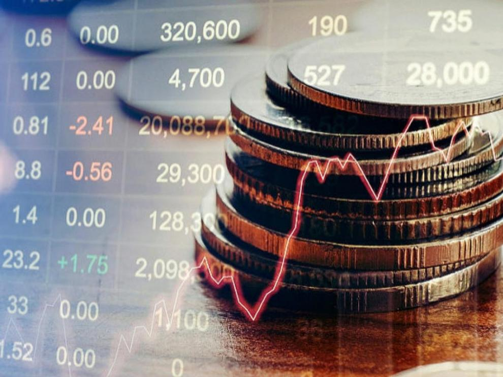 La tasa de inflación en junio en Aragón se sitúa en el -0,6%, siete décimas menos negativa que en mayo
