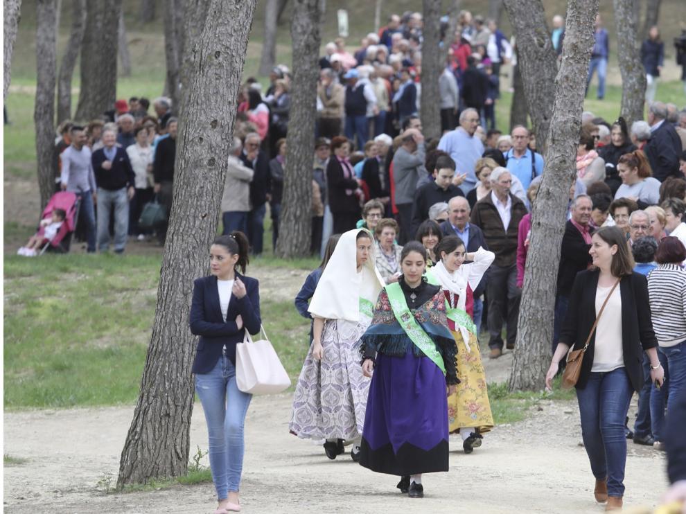 Suspendidos todos los actos de celebración de la festividad de San Jorge