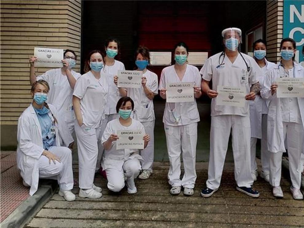 Un juzgado de Huesca mantiene la obligación del Gobierno de Aragón de entregar equipos de protección a los sanitarios