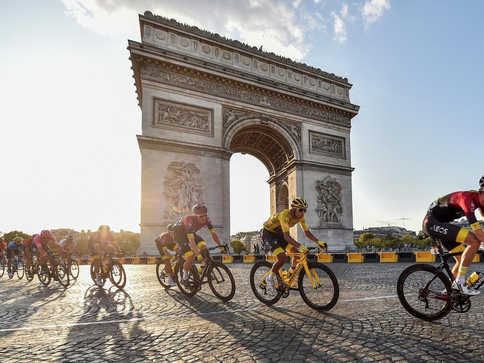 El Tour saldrá el 29 de agosto y el Giro y la Vuelta serán en otoño