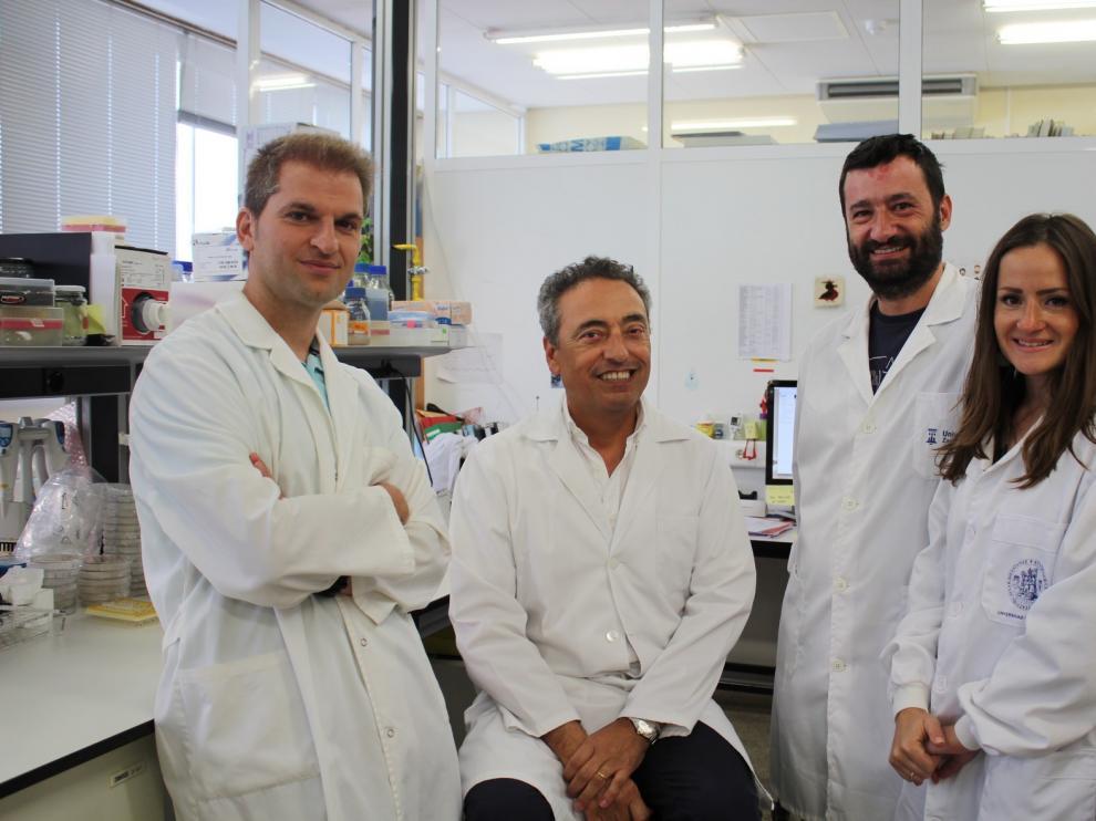 La Universidad de Zaragoza estudiará si la vacuna contra la tuberculosis MTBVAC es útil frente al coronavirus