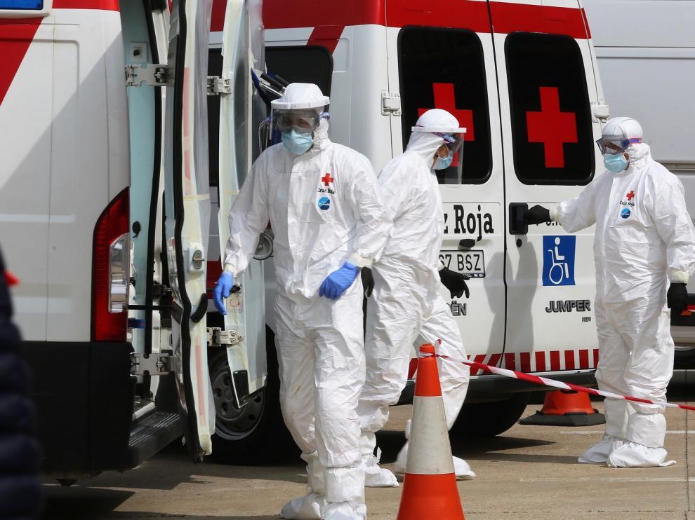 La provincia de Huesca registra otros nueve casos de coronavirus y se sitúa en 538
