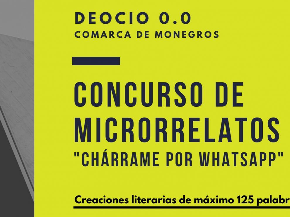 """El concurso juvenil de microrrelatos """"Chárrame por Whatsapp"""" ya tiene ganadoras"""