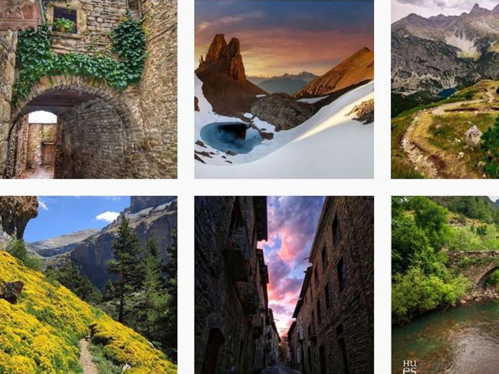 El Instagram de Huesca la Magia tiene 5 millones de impactos este mes
