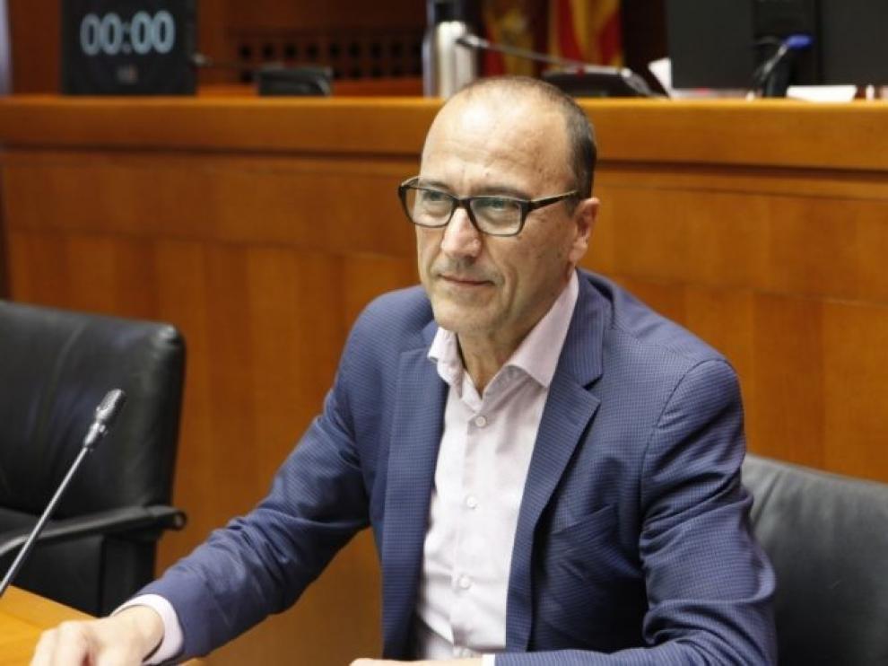 Aragón estará en el pacto de Estado por la Cultura