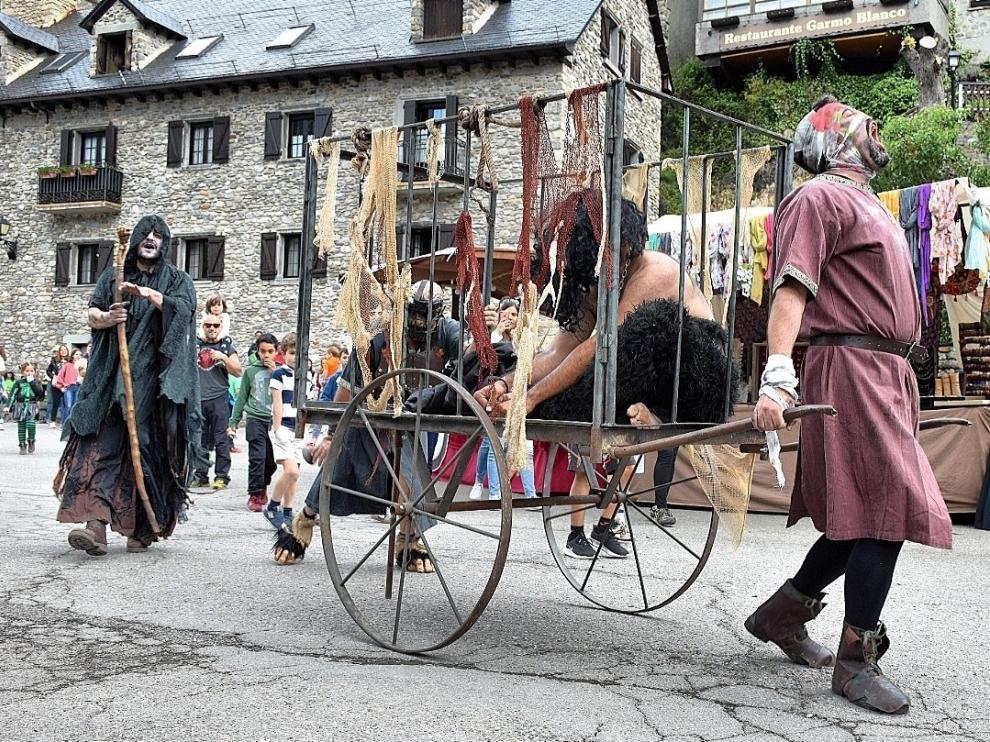 La IX Feria de Brujas y Mitos de Sallent, sin fecha