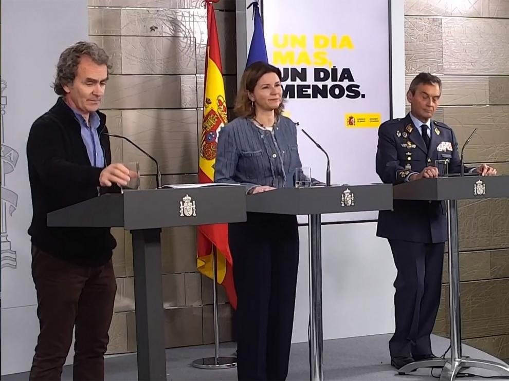 España suma 585 muertes de Covid-19 en las últimas 24 horas este viernes, un 3 % más