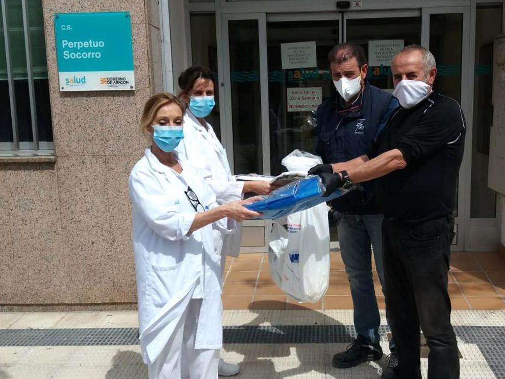 La llegada de nuevo material da un respiro a los profesionales de la provincia de Huesca, pero con discrepancias