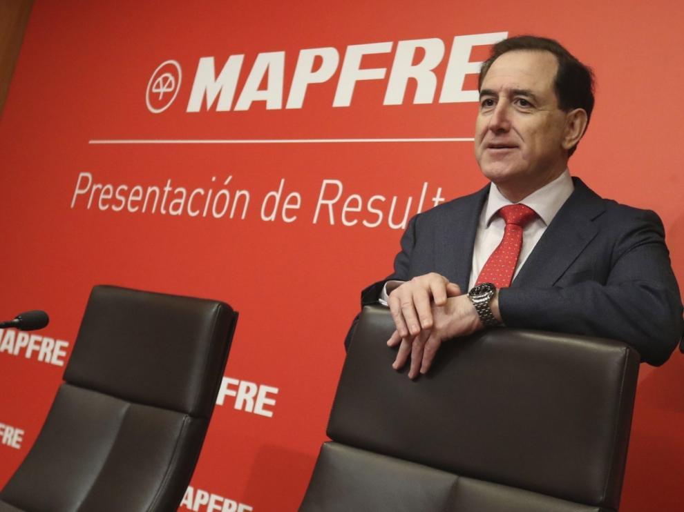 Mapfre prevé que el PIB de España caiga hasta un 13,1% este año y un 1,2% en 2021