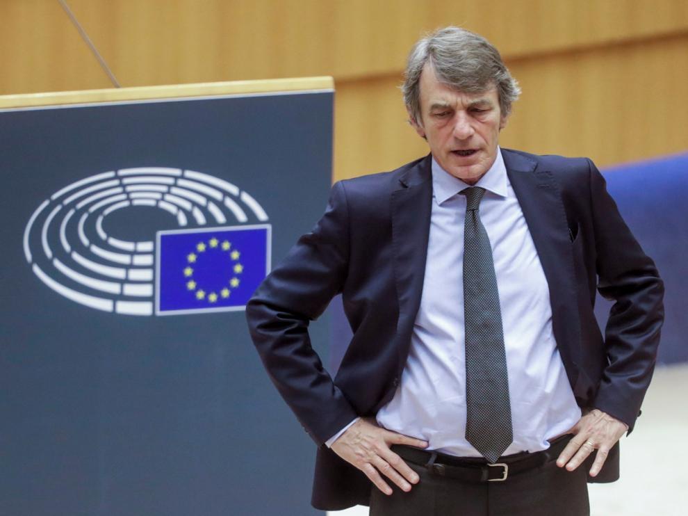 El Parlamento Europeo desbloquea 3.000 millones para sanidad por el coronavirus