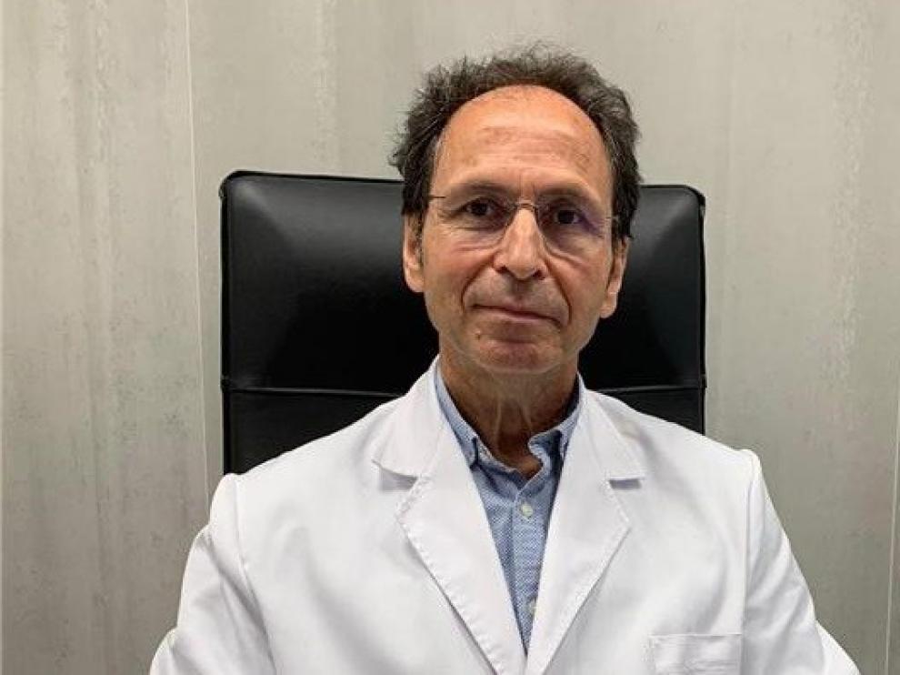 """Fernando Sarasa: """"Es imprescindible el diagnóstico"""""""