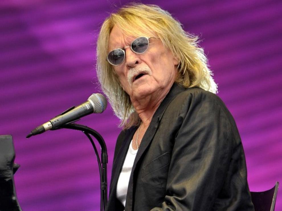 Muere el cantante Christophe con cerca de 60 años de carrera