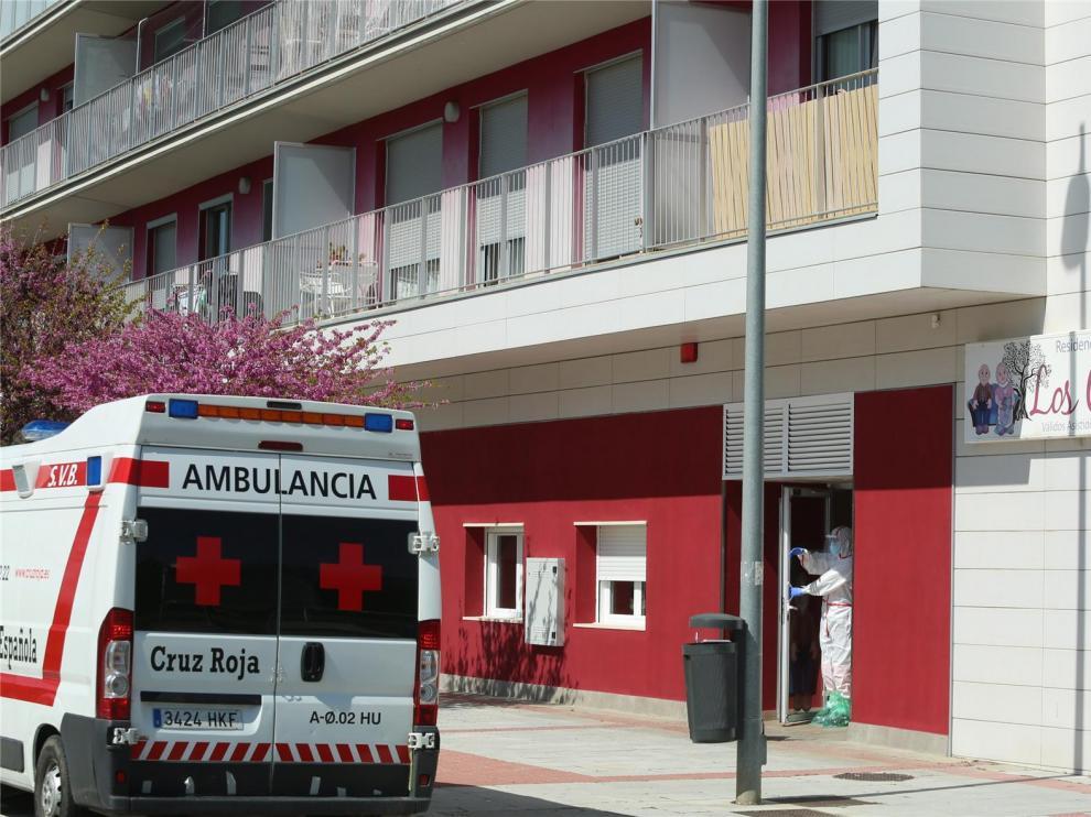 Un nuevo fallecido este sábado eleva a 84 los muertos por coronavirus en la provincia de Huesca