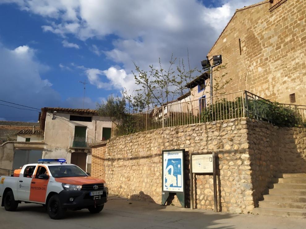 Protección Civil de la Hoya de Huesca entrega material de protección en todos los municipios de la comarca
