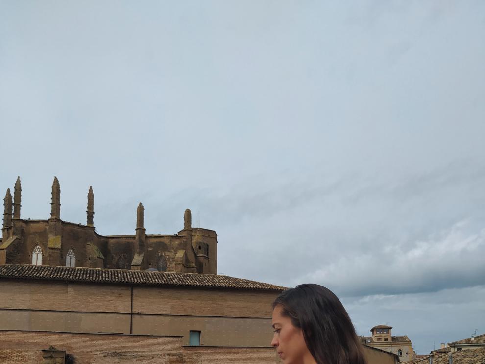 """Violeta Borruel: """"Queremos compartir la poética de los espacios íntimos como las casas"""""""
